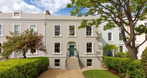 Number 1 Cliff Terrace, Breffni Road, Sandycove, Co Dublin