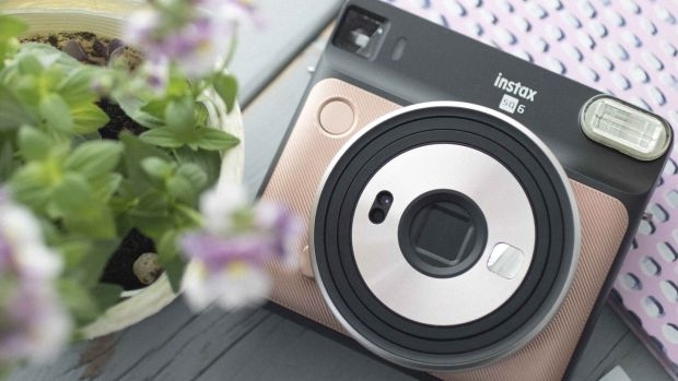 Tech Tools: instant film cameras are having a bit of a comeback
