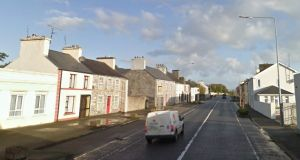 Zdzislaw Sokolowski was found dead on Sunday in a flat on Main Street in Charlestown, Co Mayo, where he lived alone. Image: Google Streetview.