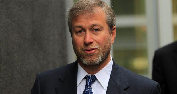 Image result for Roman Abramovich