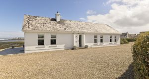 The four-bed bungalow at Tullaghan, Co Leitrim