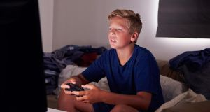 Xbox: encourage your son him to have alternatives, whether playing a musical instrument or reading a book