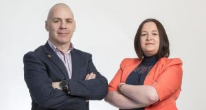 VR Education founders David and Sandra Whelan recently listed the company on the Irish and London stock exchanges.