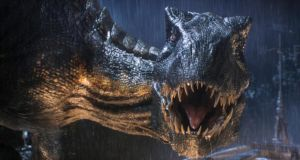 Jurassic World: Fallen Kingdom: the indoraptor was designed in consultation with Jonathan Cranston, an English veterinary surgeon with experience with wildlife in South Africa