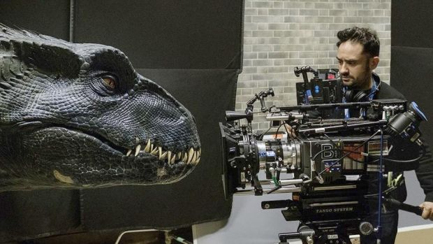 Jurassic World: Fallen Kingdom: 'I wanted a dinosaur that