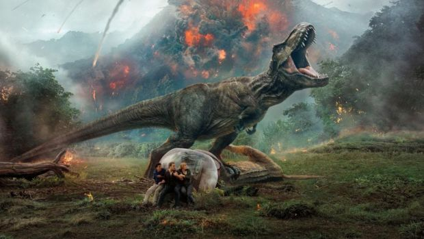 Jurassic World Fallen Kingdom I Wanted A Dinosaur That Would Be