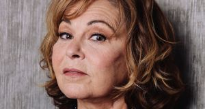 Roseanne Barr: her show Rosanne has been axed after she posted racist tweets. Photograph:  Brinson+Banks/The New York Times