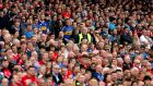 Semple Stadium last Sunday for the clash between Tipperary and Cork. Attendances are well on the way to proving a bonanza for the respective provincial councils. Photograph: James Crombie/Inpho