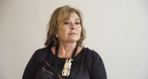 Roseanne Barr: long before her show's blockbuster return this year, the actor had posted toxic views and barking conspiracy theories on social media. Photograph: Vera Anderson/WireImage/Getty