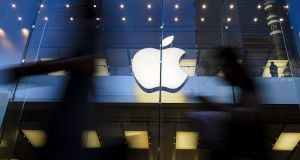 The European Commission found in 2016 that the State had granted state aid to Apple worth up to €13 billion. Photograph: Getty Images
