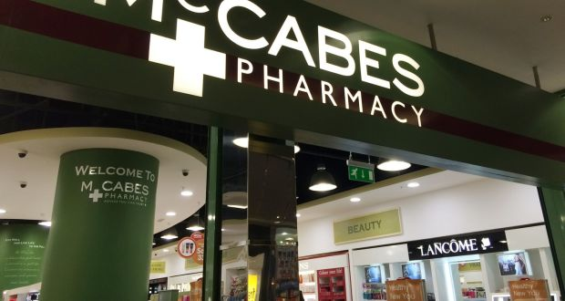 McCabes Pharmacy: creating a brand identity 'builds loyalty and reassurance with our customers'. Photograph: Alan Betson
