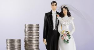 Married couples with one earner can earn up to €43,550 before moving into the higher tax bracket.