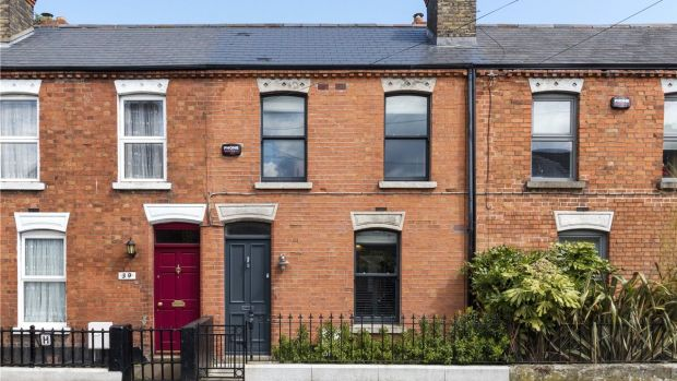 A three-bed, two-bath terraced house at 40 Reuben Street is asking €475,000