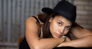 American folk singer Rhiannon Giddens tops a varied bill for the season finale of the Kaleidoscope music salon at the Bello Bar, Dublin, on Wednesday