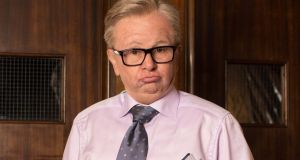 Tracey Ullman as Michael Gove on Tracey Ullman Breaks the News. Photograph: BBC