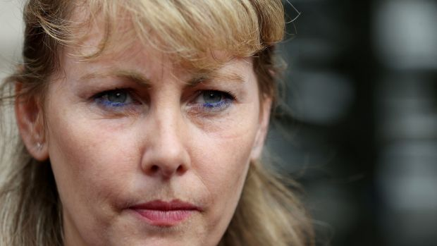 Ms Mhic Mhathúna said she would continue to fight to ensure legislation for mandatory disclosure is brought forward. Photograph: Brian Lawless/PA Wire