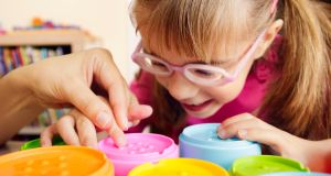 There are plans to provide in-school therapy, such as speech and language and occupational therapy. Photograph: iStock