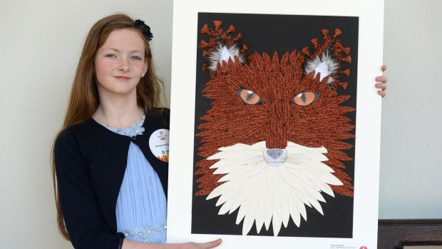 Incredible Artwork On Display At Texaco Childrens Art Awards