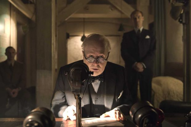 Historical inaccuracies: Gary Oldman as Winston Churchill in Darkest Hour