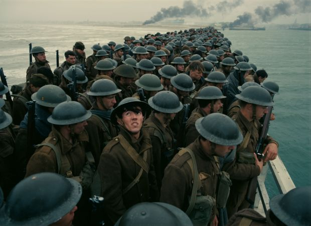 Wrong again: Dunkirk, Christopher Nolan's 2017 film