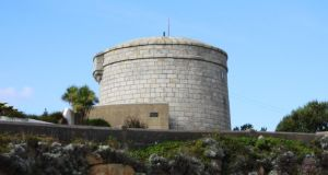 The Joyce tower in Sandycove, Co Dublin, from which Stephen Dedalus began his odyssey in 'Ulysses'.
