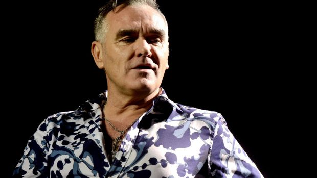 "Morrissey: ""The bitterness and hate he seems to have now … The lack of charm is mind-boggling."" Photograph: Kevin Winter/Getty Images"