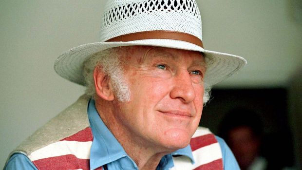 US novelist Ken Kesey flew the nest, but made it look like suicide