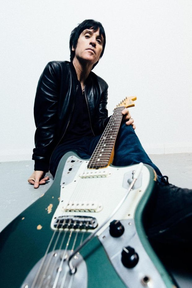 "Johnny Marr: ""I'm a much better guitar player for ever being in The The, and ever playing on Hans Zimmer soundtracks"""