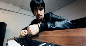 Johnny Marr: 'My solo records are so satisfying now that I'm turning down more things than ever.'