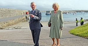 Prince Charles and his wife Camilla will visit visit several notable venues during their trip to Ireland. File photograph: The Irish Times