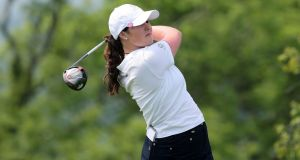 Olivia Mehaffey will hope for a much improved second round in Alabama. Photograph: Lorraine O'Sullivan/Inpho