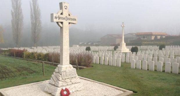Catholic And Church Of Ireland Primates Lead Pilgrimage To Somme