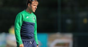 Ireland head coach Craig Fulton will depart after the three matches against France in June. Photograph: Gary Carr/Inpho
