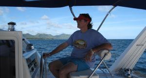 Captain of his own ship in Hawaii - Eamon Guilfoyle