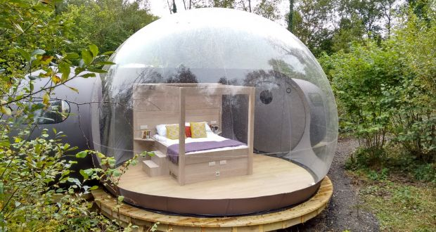 b3ab211f01f Star-gazing domes to fancy yurts: the best places for glamping