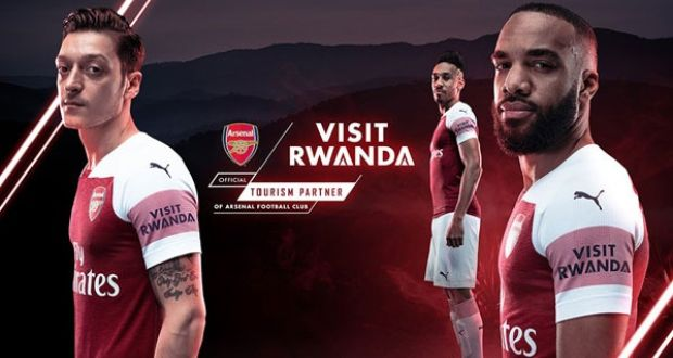 promo code 228b9 4e9c3 Dutch politicians see red over Rwanda's €34m Arsenal advert deal