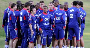 World Cup moments: France revolt in South Africa in 2010
