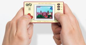 The Retro Pocket Games console is perfect for zapping bus boredom or train tedium