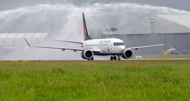 Air Canada commences new routes from Ireland