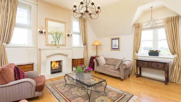 It's a material world in Blackrock manor apartment for €575,000