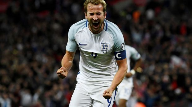 Harry Kane: England will be hoping the prolific Tottenham striker can maintain his good form and score goals during the World Cup. Photograph: Dylan Martinez/Reuters