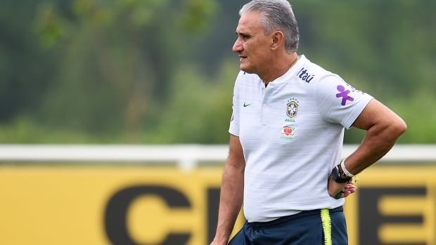 f54e8c6882 Brazil head coach Tite s methodical preparations are now set to be tested in  the heat of