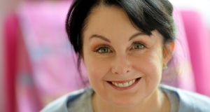 "Marian Keyes: ""Say what you like about me but my books are funny. What more can I do to qualify?"" Photograph: Alan Betson"