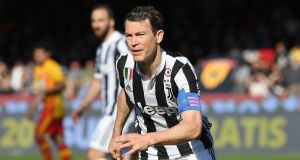 Stephan Lichtsteiner has joined Arsenal on a free transfer from Juventus. Photo: Francesco Pecoraro/Getty Images