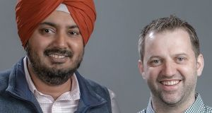 Jaspreet Singh of Druva and Dave Gildea of CloudRanger