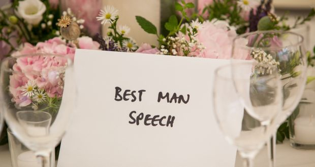 a bad cringeworthy or embarrassing best mans speech is possibly the most uncomfortable thing