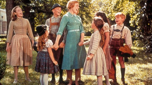 "Maria was not the ""flibbertigibbet"" or ""will-'o-the-wisp"" depicted in (How Do You Solve a Problem Like) Maria; she was, rather, the sterner of the two von Trapp parents."