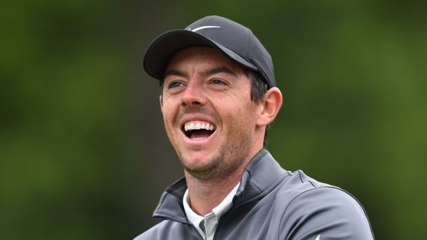 Rory McIlroy is ranked in 26th place with earnings of earnings of about €32 million. Photograph: Glyn Kirk/AFP/Getty Images