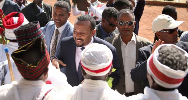 Ethiopia to cede land at heart of bloody conflict with Eritrea