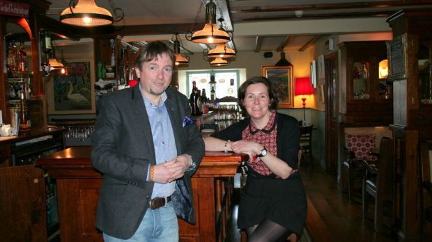 Paul Dempsey and Pauline Roe have opened The Sacred Profane at the Purple Onion in Tarmonbarry, Co Roscommon